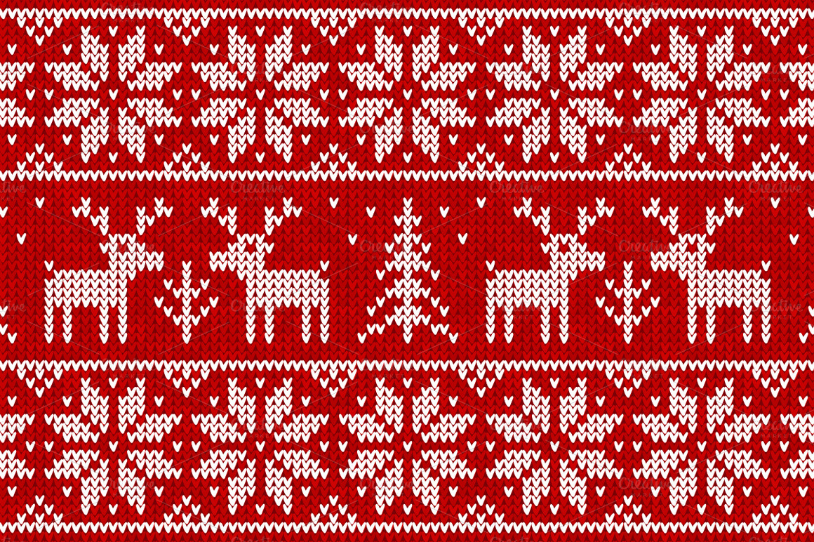 Holiday Sweater Day - Nelephant Montessori School